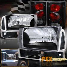 2002 ford excursion tail lights tail lights for 2002 ford excursion ebay