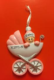 free shipping personalized baby carriage personalized christmas
