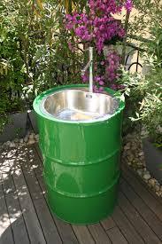 myfixituplife on beer keg repurposed and sinks