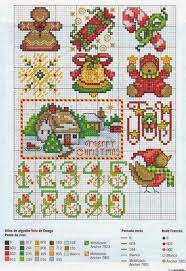1380 best cross stitch christmas images on pinterest christmas