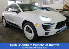 Porsche Macan Kerb Weight - porsche macan in boston ma herb chambers porsche