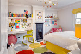 Rugs For Kids Bedroom by Bedroom Kids Rooms Neutral24 Heavy Dose Of Color With An Array