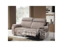 canape microfibre taupe canapé relaxation microfibre taupe cuir haut gamme canape italien