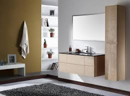 creative small oak bathroom wall cabinet from unfinished wood