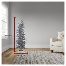 target white christmas tree lights 6ft pre lit artificial christmas tree slim silver laser with 150