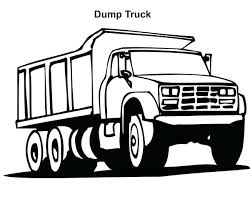 coloring pages big trucks monster truck free printable u2013 vonsurroquen