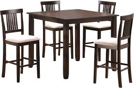 The Brick Dining Room Furniture Cheap Counter Height Dining Sets Height Dining Table Set Wood