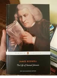 Samuel Johnson Meme - penguin cla ssics james boswell the life of samuel johnson new and