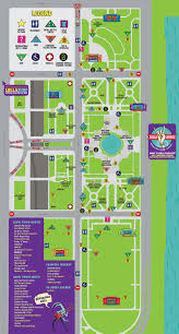 Green Line Chicago Map by Guide To Lollapalooza U002715 The Freehand