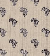 africa map fabric fabric continent of africa map by tambocollection