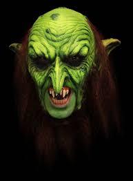 goblin sorcerer deluxe chinless mask maskworld com