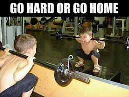 Gym Time Meme - why are children hitting the gym
