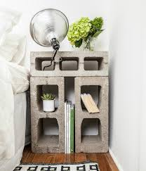 Bedside Table Ideas Awesome Bedside Table Ideas With Terrific Material