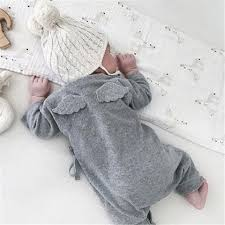 baby romper with wings for newborn lovebly