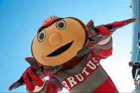 Brutus Buckeye Halloween Costume Brutus Buckeye History Ohio U0027s Nuttiest Fan Eleven