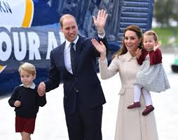 Prince William And Kate Prince William And Kate Finish Canadian Tour With Children