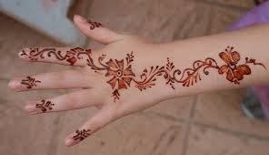 the black henna is not as safe as pure henna