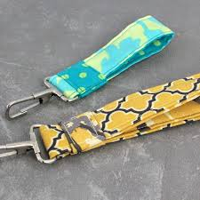 fabric key fob how to make a fabric key fob ofs maker s mill