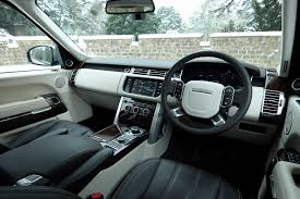range rover interior the all new range rover blood sweat and fashion magazine