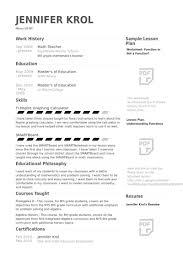 curriculum vitae exles for mathematics teachers middle teacher resume exles of resumes shalomhouse us