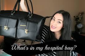 hair by tasha parker what s in my hospital bag tasha parker youtube