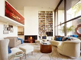 decorating ideas for long living room walls living room ideas