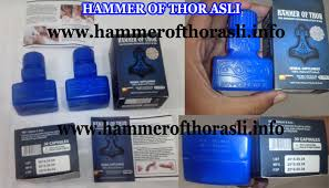 ciri ciri hammer of thor asli