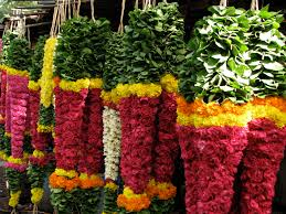 file india chennai colours heavy garlands for sale