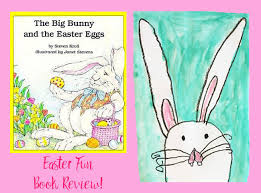 easter bunny book easter bunny and book review grade onederful