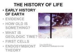 the history of biology ppt