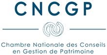 chambre nationale chambre nationale des conseils en gestion de patrimoine wikipédia