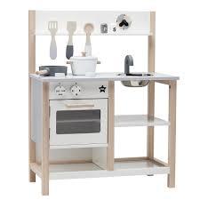 childrens wooden kitchen furniture children s wooden kitchen set in white and