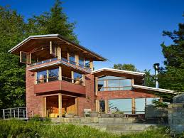 lakefront log home plans lakefront home design and home plan