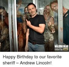 Walking Dead Happy Birthday Meme - 25 best memes about walking dead returns walking dead