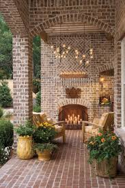 How To Clean A Brick Floor Inside by Porch And Patio Design Inspiration Southern Living