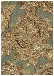 Paisley Area Rugs Bahama Rugs Vintage Excellent Regarding Paisley Area Rug