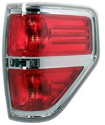 2010 ford f150 tail light cover amazon com oe replacement ford f 150 passenger side taillight lens