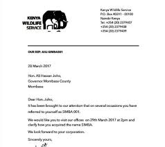 raila odinga unexpectedly responds to fake kws letter on hassan