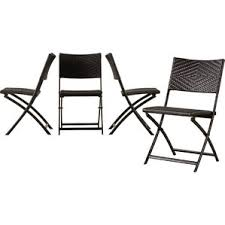 Folding Patio Dining Set Modern Folding Outdoor Dining Chairs Allmodern