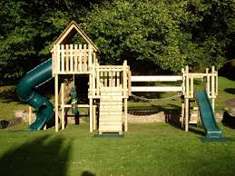 garden swings and slides home outdoor decoration