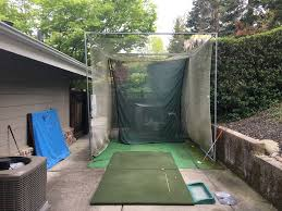 Golf Net For Backyard by Post A Pic Of Your Home Range Instruction U0026 Academy Golfwrx