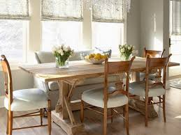 cottage dining room sets dining nice flowers on vase for perfect dining room table decor