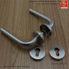 Lever Door Handles Aliexpress Com Buy Door Ironmongery Stainless Steel 304 Door