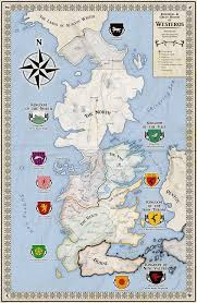Map Of Essos Alternative Map Of Westeros Game Of Thrones By Zalringda On