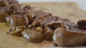 cuisiner des rognons rognons de veau à l armagnac
