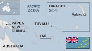 map of tuvalu tuvalu country profile news