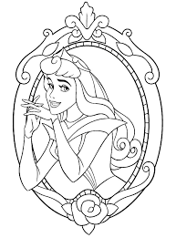 sleeping beauty flowers coloring advice