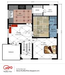 1800 Sq Ft House Plans by 7 Marla House Plan 1800 Sq Ft 46x41 Feet Www Modrenplan Blogspot Com