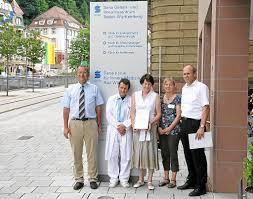Rheumatologe Baden Baden Bad Wildbad Eine Zertifizierung Von Außen Calw Schwarzwälder Bote