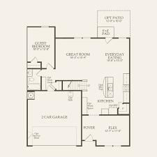 Floor Plan Manual Housing by Hampton At Carolina Bay Rice Field In Charleston South Carolina